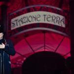 Un momento del documentario Zerovskij - Solo per Amore di Renato Zero (Italia, 2018)