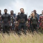 Pronti all'azione in Avengers: Infinity War di Anthony Russo e Joe Russo (USA, 2018)