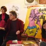 Il regista Giancarlo Soldi alla presentazione milanese del progetto