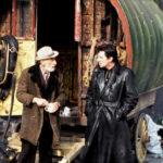 Gabriel Byrne in un momento di Into the West di Mike Newell (Tir-na-nog, Irlanda, UK 1992)