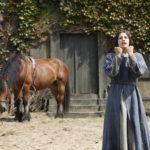 La giovanissima Lise Leplat Prudhomme è l'eroina di Jeannette, l'enfance de Jeanne d'Arc di Bruno Dumont (Francia, 2017)