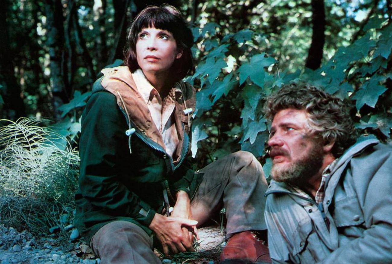 Talia Shire e Robert Foxworth