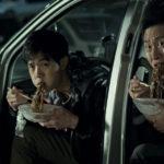 Pausa pasto durante Veteran di Ryoo Seung-wan (Corea del Sud, 2015)