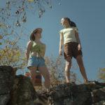 Isabela Torres e Priscilla Bittencourt sono l giovani interpreti de As Duas Irenes di Fabio Meira (Brasile, 2017)