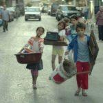 Immagini di miseria infantile in Cafarnao di Nadine Labaki (Capharnaüm, Libano, Franica, USA 2018)