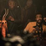 Donald Glover è Lando Calrissian in Solo: A Star Wars Story di Ron Howard (USA, 2018)