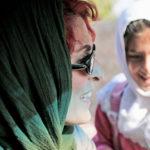 Behnaz Jafari durante 3 Faces di Jafar Panahi (Iran, 2018)