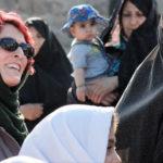 Un'altra immagine tratta da 3 Faces di Jafar Panahi (Iran, 2018)