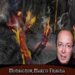 Monsignor Frisina, uno degli intervistati nel corso di Inferno by Dante di Boris Acosta (USA, 2018)