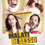 La locandina di Malati di sesso di Claudio Cicconetti (Italia, 2018)