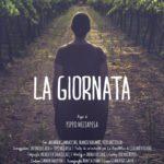 La locandina del cortometraggio La giornata di Pippo Mezzapesa (Italia, 2017)
