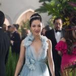 Constance Wu in un momento di Crazy & Rich di Jon M. Chu (Crazy Rich Asians, USA 2018)