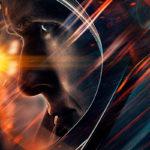 La locandina internazionale de Il primo uomo di Damien Chazelle (First Man, USA 2018)