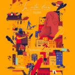 La locandina del cortometraggio animato La nostra storia di Lorenzo Latrofa (Italia, 2018)