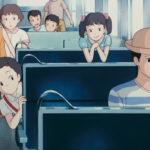 Un'immagine da Pioggia di ricordi di Isao Takahata (Giappone, 1991)
