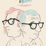La locandina del corto animato Woody & Woody di Jaume Carrió (Spagna, 2017)