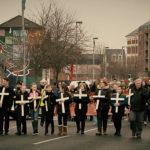 Commerazione della strage nel documentario Bogside Story di Rocco Forte e Pietro Laino (Italia, 2017)