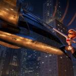 Supereroine femminili in Gli Incredibili 2 di Brad Bird (Incredibles 2, USA 2018)