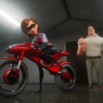 Ancora un'immagine da Gli Incredibili 2 di Brad Bird (Incredibles 2, USA 2018)
