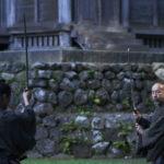 Combattimento in corso durante Killing di Shin'ya Tsukamoto (Zan, Giappone 2018)