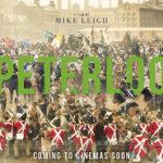 Un manifesto promozionale di Peterloo di Mike Leigh (UK, 2018)
