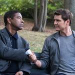 Denzel Washington e Pedro Pascal vecchi amici in The Equalizer 2 - Senza perdono di Antoine Fuqua (USA, 2018)