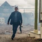 Denzel Washington armato e letale nel finale di The Equalizer 2 - Senza perdono di Antoine Fuqua (USA, 2018)