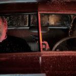 Jeff Bridges e Cynthia Erivo in un momento di 7 sconosciuti a El Royale di Drew Goddard (Bad Times at El Royale, USA 2018)