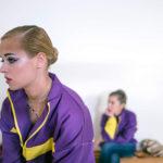 Le due gemelle Banno, protagoniste del corto Second Best di Alyssa McClelland (Australia, 2018)