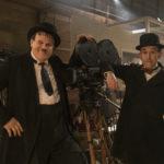 John C. Reilly e Steve Coogan protagonisti di Stanlio & Ollio di Jon S. Baird (Stan & Ollie, UK, USA, Canada 2018)
