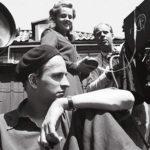 Un giovane Ingmar Bergman sul set nel documentario Bergman - A Year in a Life di Jane Magnusson (Svezia, Norvegia 2018)