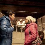 Riccardo Scamarcio e Valentina Lodovini durante Cosa fai a Capodanno? di Filippo Bologna (Italia, 2018)