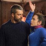 Ancora Argentero con Ilenia Pastorelli in un momento di Cosa fai a Capodanno? di Filippo Bologna (Italia, 2018)