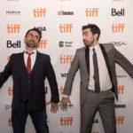 Posa scherzosa per i due registi di Freaks Adam B. Stein e Zach Lipovsky