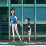I protagonisti umani del film d'animazione Penguin Highway di Hiroyasu Ishida Giappone, 2018)