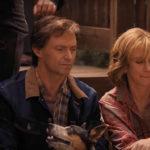 Hugh Jackman e Vera Farmiga, sua moglie nella finzione di The Front Runner di Jason Reitman (USA, 2018)