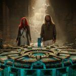 Pura avventura per Amber Heard e Jason Momoa in Aquaman di James Wan (USA, Australia 2018)
