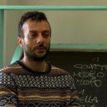 Uno dei docenti nel documentario Basileus - La scuola dei re di Alessandro Marinelli (Italia, 2017)