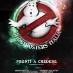 La locandina di Ghostbusters Italia di Federico Anzini (Italia, 2018)