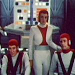 Un'immagine da Anno Zero - Guerra nello spazio di Alfonso Brescia (Italia, 1977)