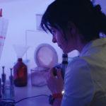 Juliette Binoche, scienziata di bordo in High Life di Claire Denis (Francia, Germania, UK, USA 2018)