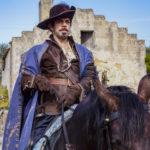 Pierfrancesco Favino è D'Artagnan in Moschettieri del Re di Giovanni Veronesi (Italia, 2018)