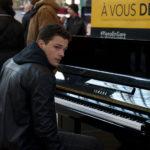 Jules Benchetrit, protagonista di Nelle tue mani di Ludovic Bernard (Au bout des doigts, Francia 2018)