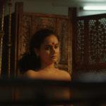Kalyanee Mulay in un momento di Nude di Ravi Jahav (Chitraa, India 2018)