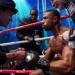 Sylvester Stallone torna nel ruolo del mitico Rocky Balboa per allenare Michael B. Jordan in Creed II di Steven Caple Jr. (USA, 2018)