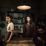 Margherita Mazzucco e Gaia Girace intepretano le protagoniste adolescenti ne L'amica geniale serie tv diretta da Saverio Costanzo (Italia, USA 2018)