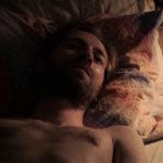 Francesco Sottile, protagonista del corto Nel Ritrovo del Silenzio di Antonio La Camera (Italia, 2018)