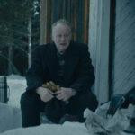 Stellan Skarsgård, protagonista di Out Stealing Horses di Hans Petter Moland (Norvegia, Svezia, Danimarca 2019)