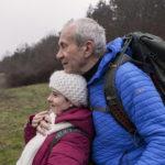 Ancora un'immagine di padre e figlia nella finzione di Dafne di Federico Bondi (Italia, 2019)