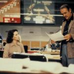 Natalie Wood e Sean Connery in un'immagine tratta da Meteor di Ronald Neame (USA, Hong Kong 1979)